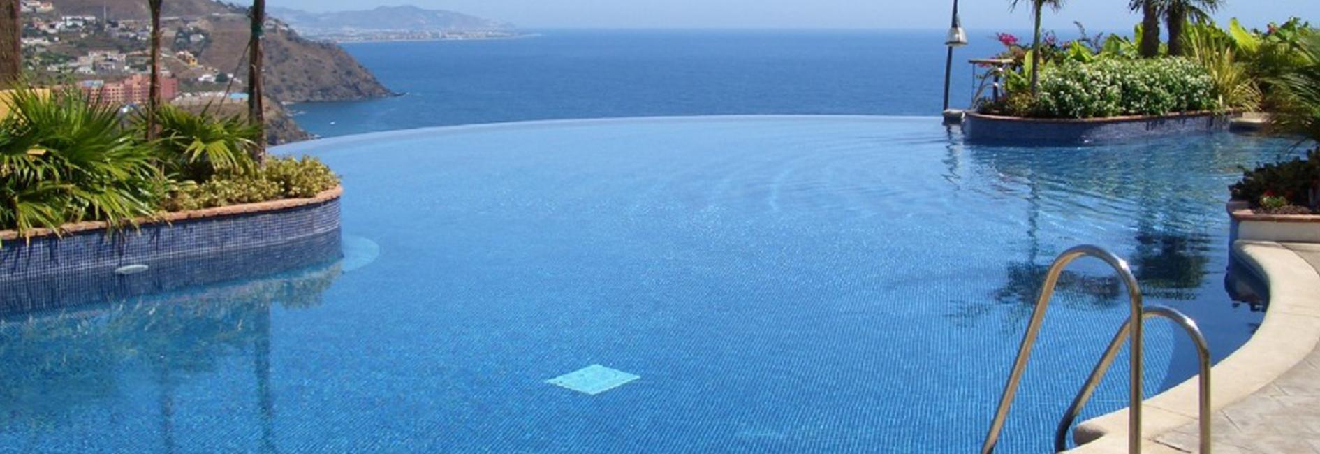 Casa Palmeras Infinity pool